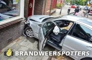 Letsel beknelling Elzenstraat in Tilburg