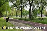 Stormschade stokhasseltlaan in Tilburg