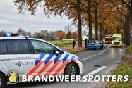Gewonde bij ongeval met meerdere voertuigen op de Oirschotseweg in Moergestel