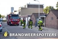 Ongeval  Ijskelderstraat in Tilburg