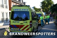 Hulpdiensten ingezet bij medisch incident aan de Schoolstraat in Moergestel (+Video)