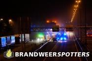 Ernstig ongeval met vijf gewonden op de A58 bij Moergestel (+Video)