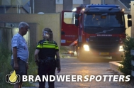 Woningbrand  Thomas van diessenstraat in Goirle (+Video)