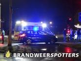 Gewonde bij verkeersongeval Ringbaan Zuid Tilburg