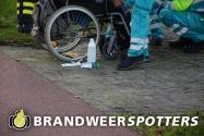 Ongeval (gevaarlijke stoffen) Liesbosweg in Etten-leur